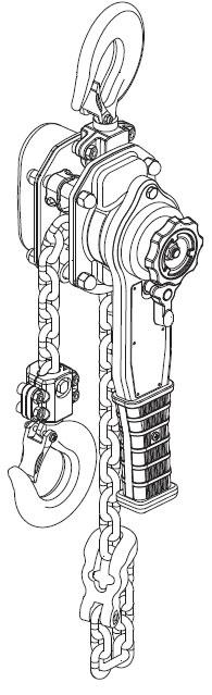 tuffy-stingray-leverhoist-specs