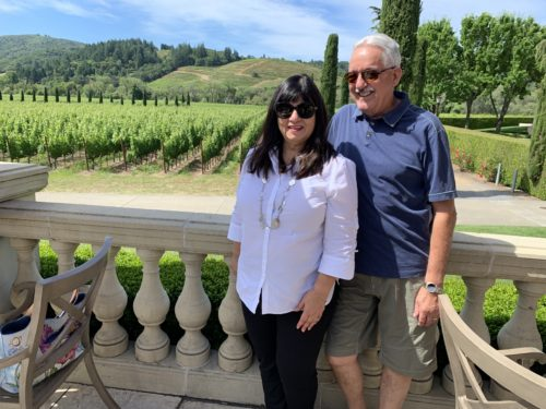 Our wine country getaway