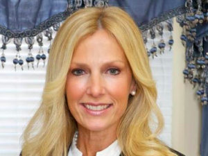 Christine Hanlon is an attorney, state committeewoman and (as of now) the frontrunner to succeed Joe Oxley as chairman of the Monmouth GOP.