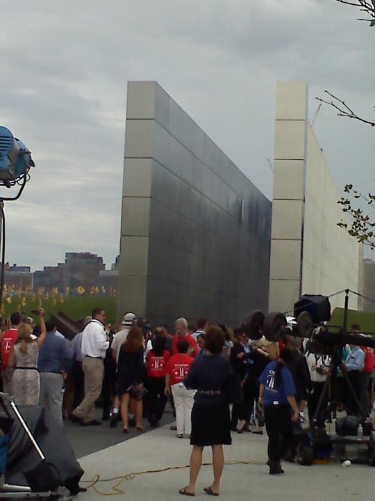 New Jersey's 9/11 Memorial