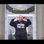 Dick Codey spoofs Rocky