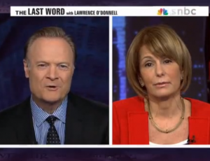 Buono on MSNBC