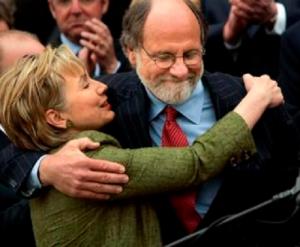 Hilldawg hugging Corzine