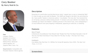 booker app