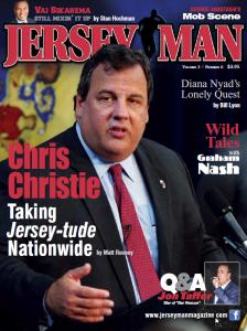 JerseyMan Mag Cover