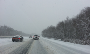 snow drive 295
