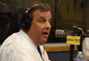Christie Bridgegate radio