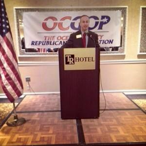 Brian Goldberg in Ocean County on 3/19