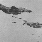 F-4Js_VF-96_dropping_bombs_on_Vietnam_1971-72