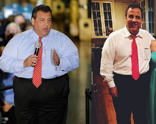 christie weight loss