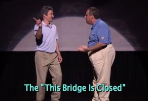 """The """"This Bridge is Closed"""""""