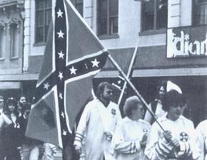 KKK Confederate flag - 6-23-15