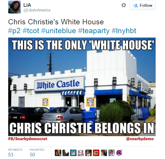 christie hate tweet 5