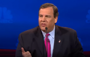 christie cnbc debate