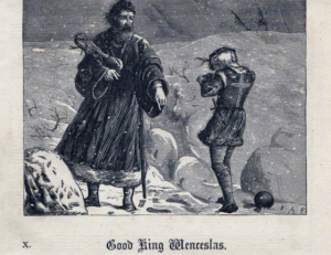 charity good king wenceslas