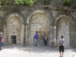 Beth Shearim Catacombs