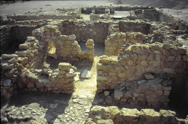Building Complex at Qumran