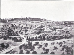 Mount of Olives c. 1899