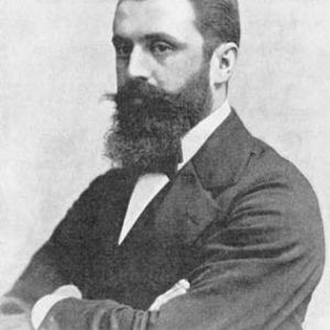 Herzl's dream 100 years after his death, Geoffrey Wheatcroft, International Herald Tribune