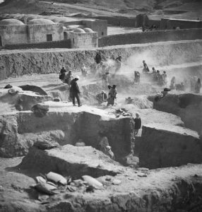 The Excavations at Dura-Europos