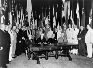 Declaration by the United Nations, Jan. 1, 1942