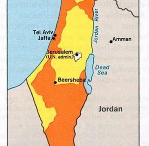 Partition of Palestine 1947