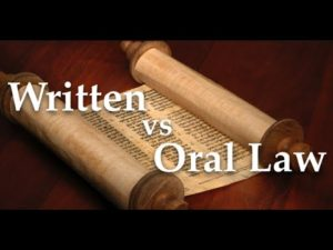 oral vs written