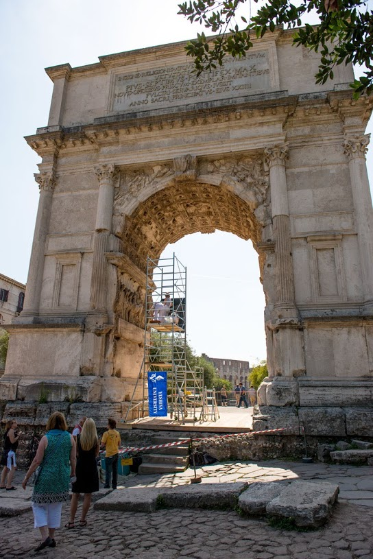 Arch from Titus