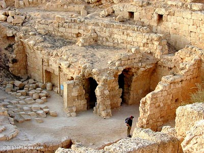 Herodium Bathhouse