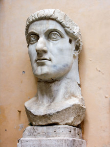 Bust of Constantine
