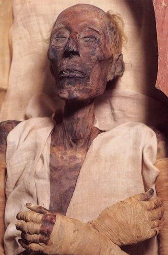 Mummy of Ramesses the Great