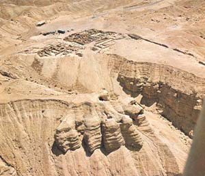 The Dead Sea Scrolls and the People Who Wrote Them