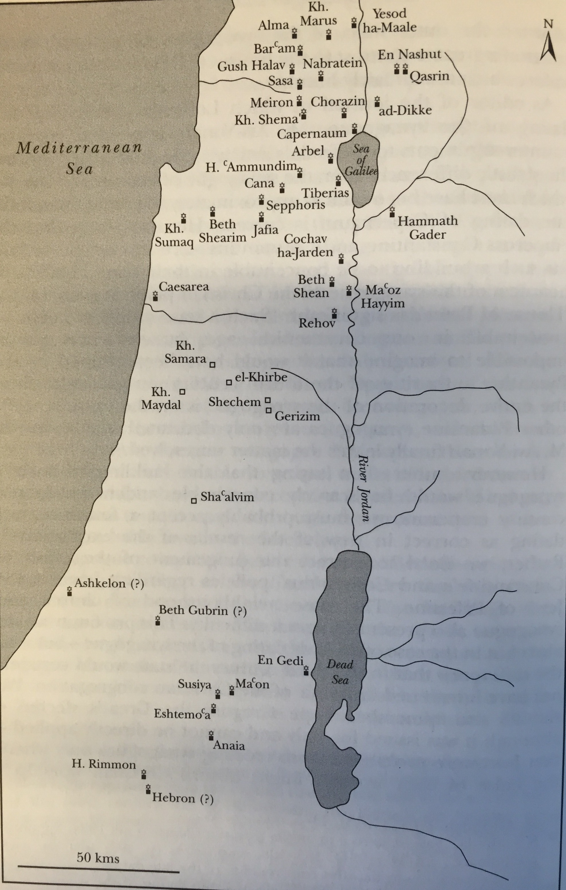 Jewish Communities in the Holy Land