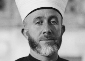The Grand Mufti of Jerusalem Haj Amin al Hasanji