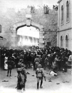 August 23, 1929 Hebron Massacre