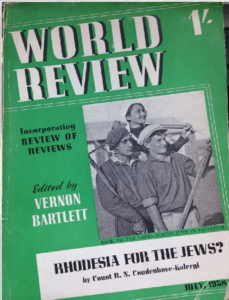 Rhodesia for the Jews