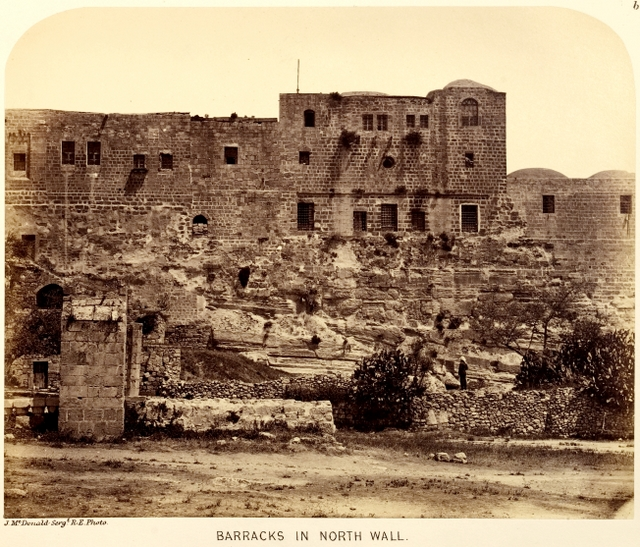 Barracks in North Wall.JPG
