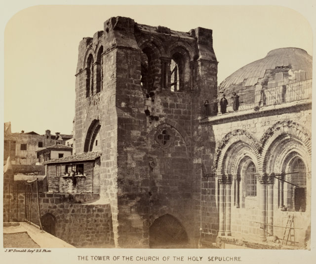 Tower of the Church of the Holy Sepulchre.jpg
