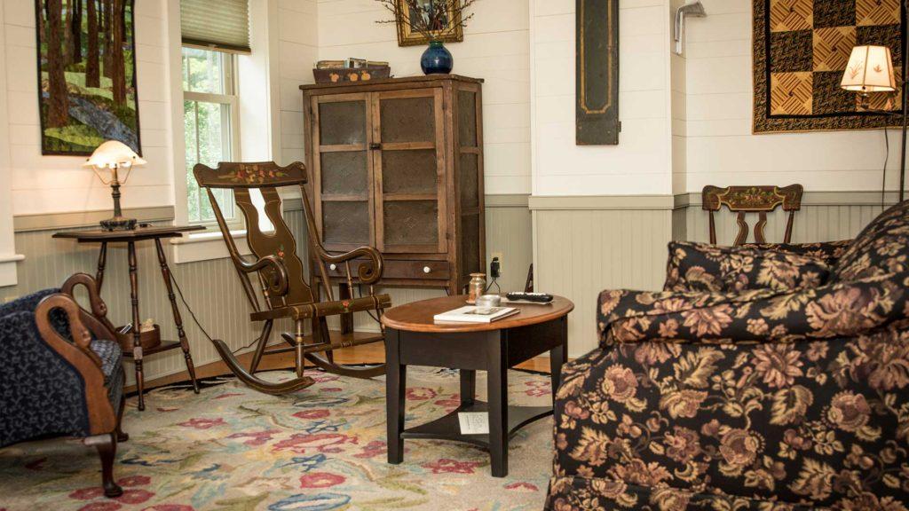 Cottage Interior-Header