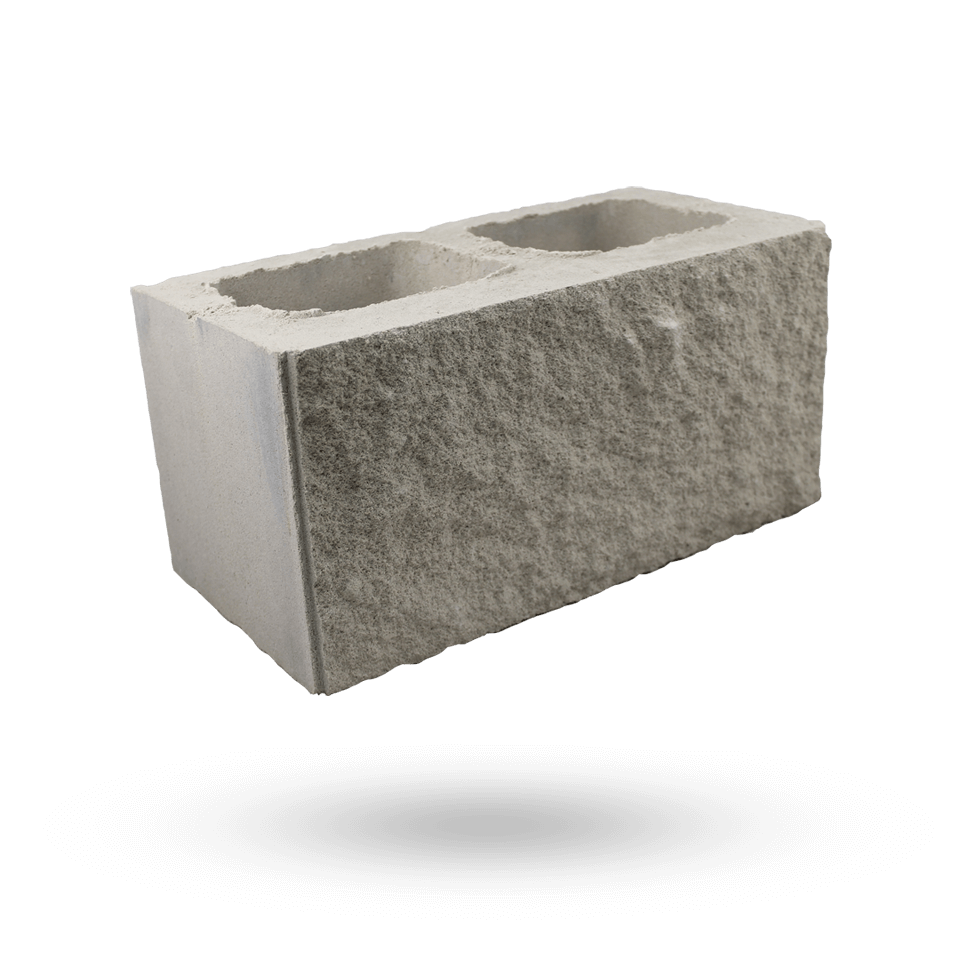 Wilson Masonry | Newcastle & Hunter Stone Masonry Specialists | Split Face Block - Ivory