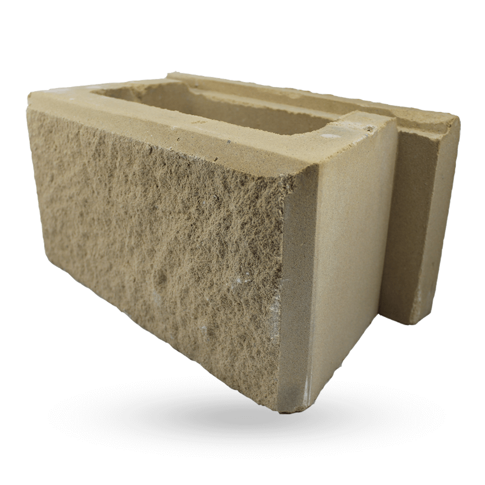 Wilson Masonry | Newcastle & Hunter Stone Masonry Specialists | Retaining Wall Block - Ivory