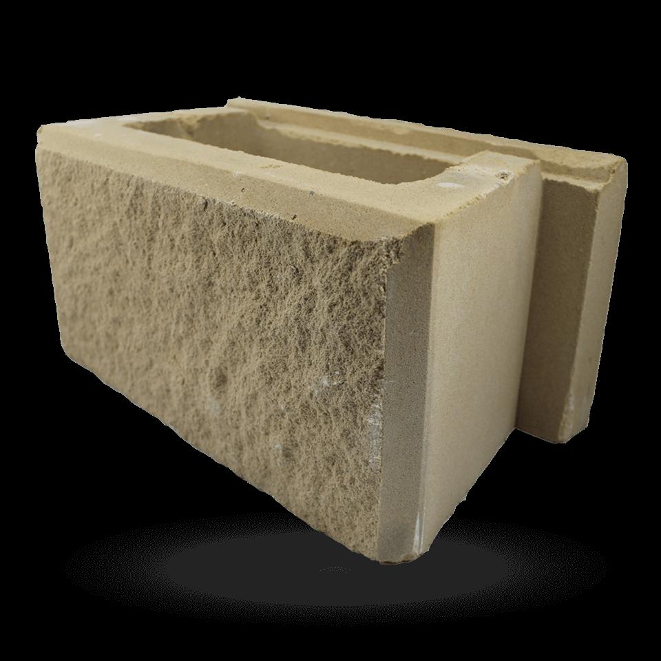 Wilson Masonry | Newcastle & Hunter Stone Masonry Specialists | Retaining Wall Block - Ivory