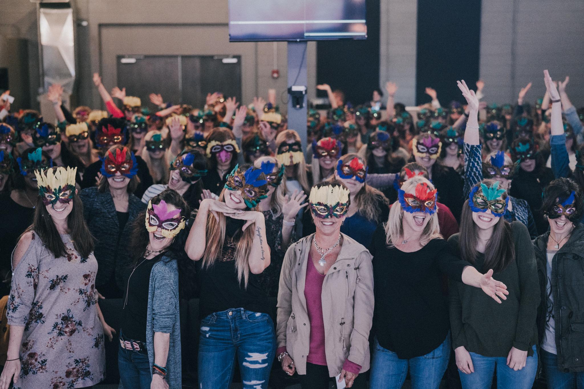 Eden | Cincinnati Women's Ministry | Passion Community Church