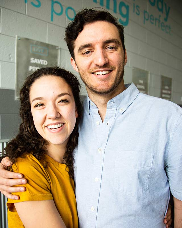 Nick and Katie Guiliano