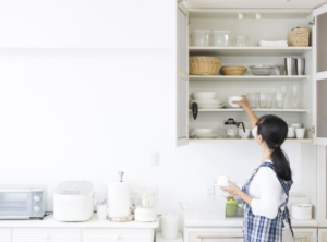 Woman's World - Conquer Cabinet Clutter and Organize Your Kitchen