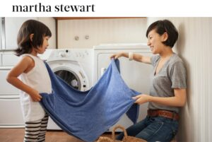 How to Organize Your Laundry - Martha Stewart Featured Article