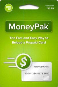 MoneyPak - Side 1
