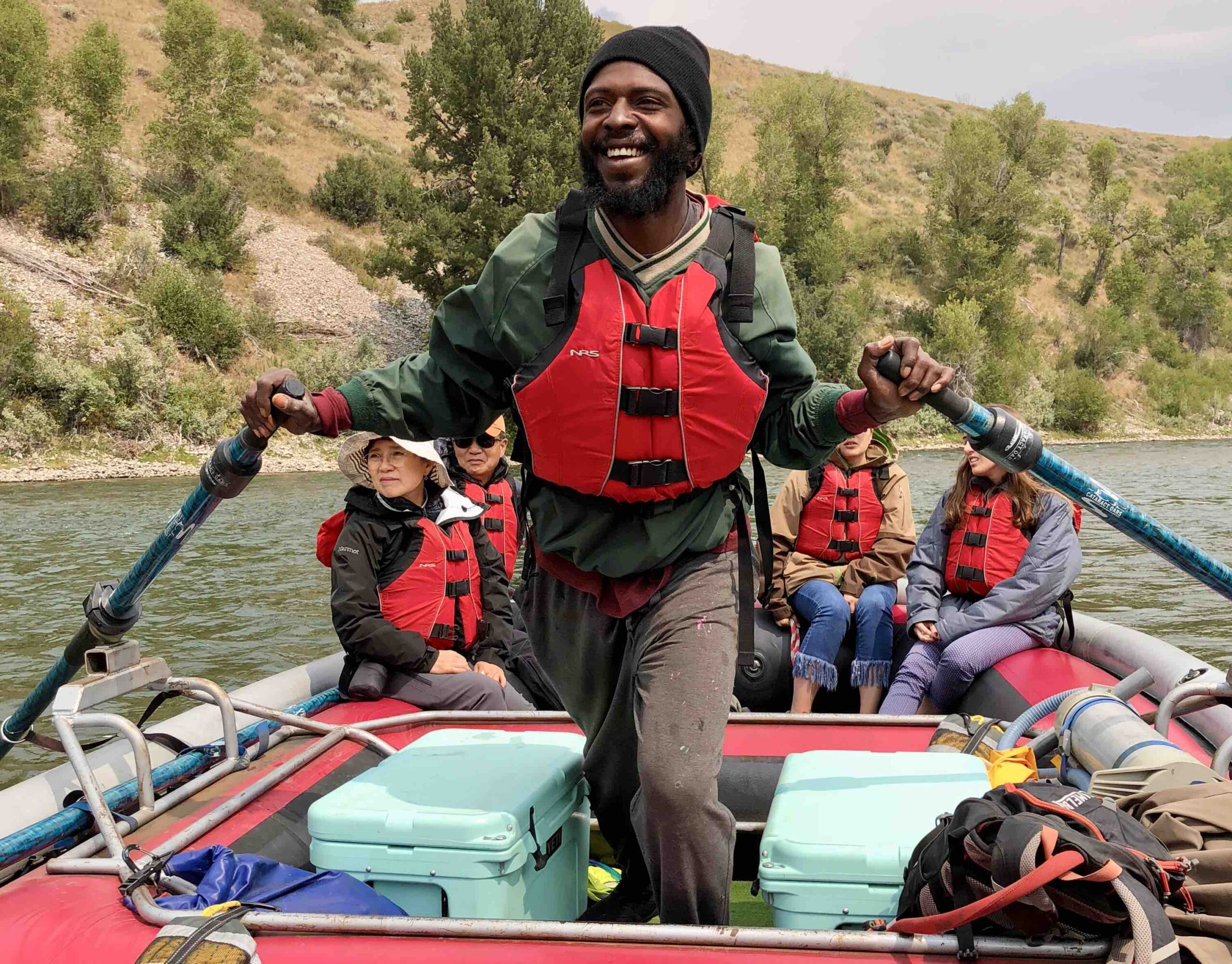 Snake River Scenic Float Trips