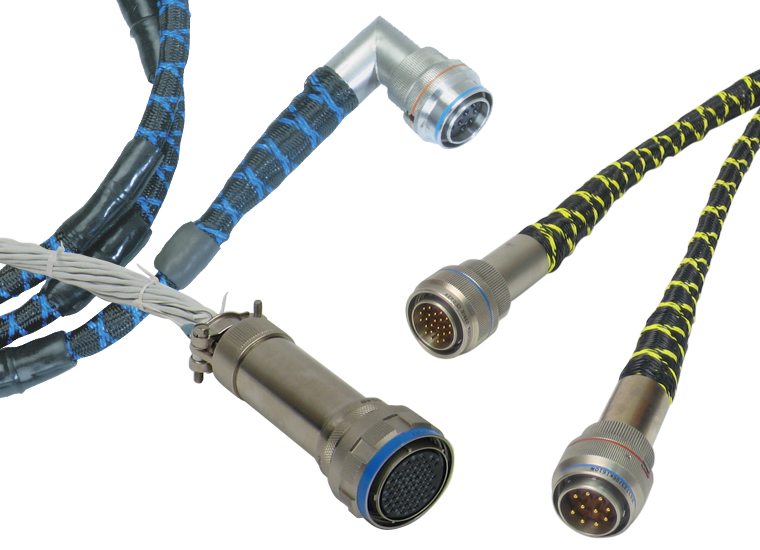 Electrical Wiring Harnesses and Cable Assemblies for Aerospace and Defense Applications