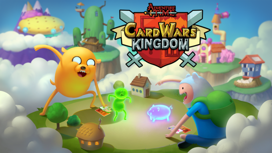 Card Wars Kingdom is #1 in over 25 countries!!